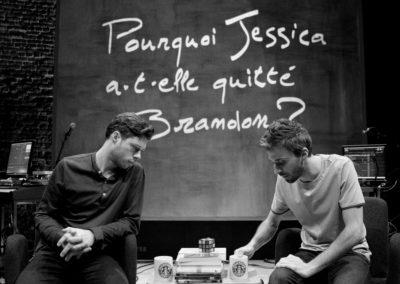 Photo 6 Pourquoi Jessica a-t-elle quitté Brandon © Nicolas Verfaillie